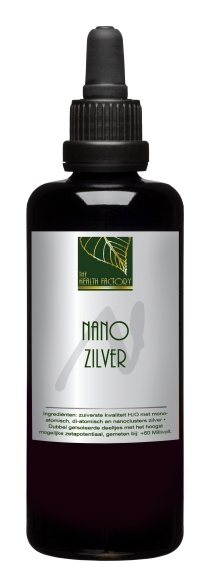 Nano Zilver 200ml